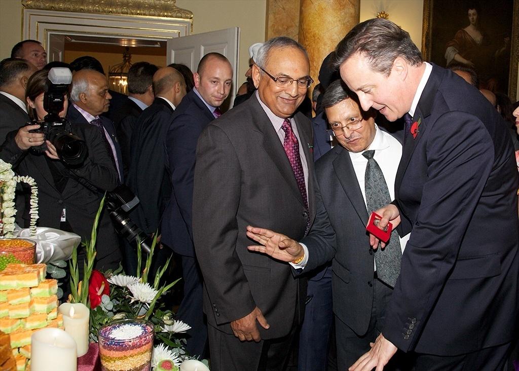 Diwali Celebrations at 10 Downing Street