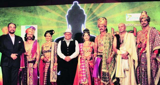 Behind B.K. Modi's 'Buddha'