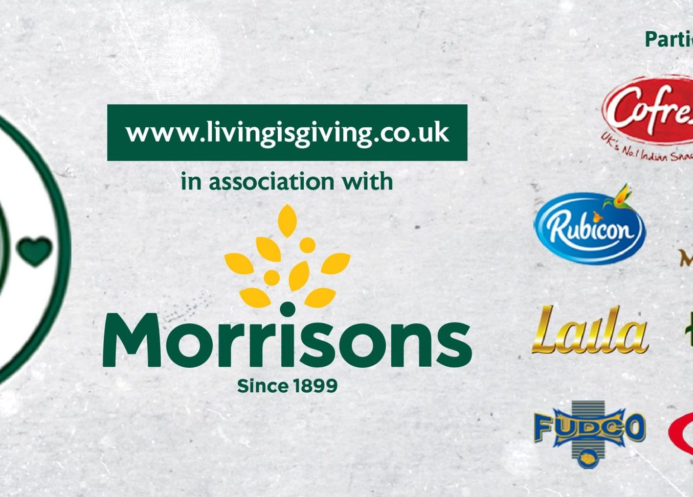 Living is Giving with Morrisons this Ramadan