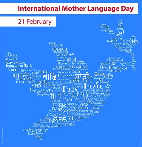 Time to celebrate linguistic diversity