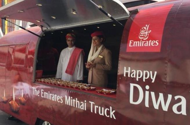 Emirates Celebrates Diwali