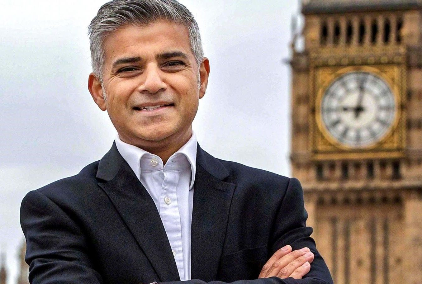 Why is Mayor Sadiq Khan a Ray of Hope?