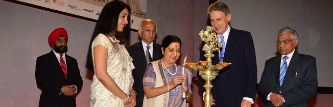 Regional Pravasi Bharatiya Divas London 2014 A Resounding Success