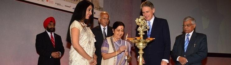 Regional Pravasi Bharatiya Divas London 2014 A Resounding Success
