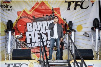 Barrio Fiesta – British Filipino Community Event