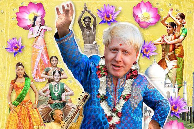 Come to London, says Boris to Indians