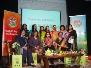 UKTA celebrates International Women's Day at Nehru Centre