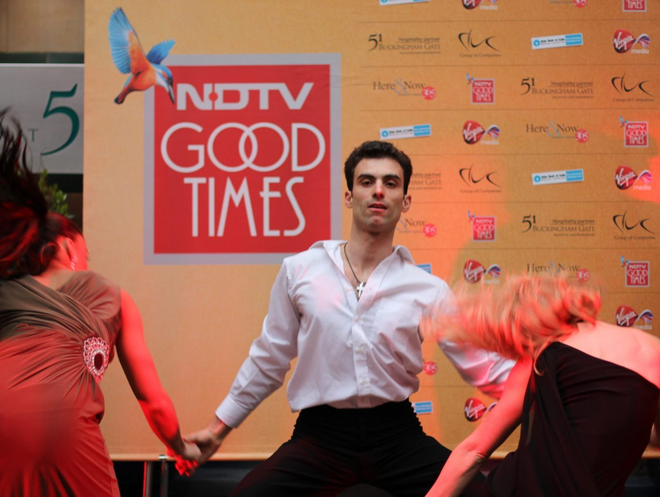 The Grand NDTV Good Times Launch