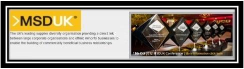 MSDUK's Supplier Diversity Awards 2012