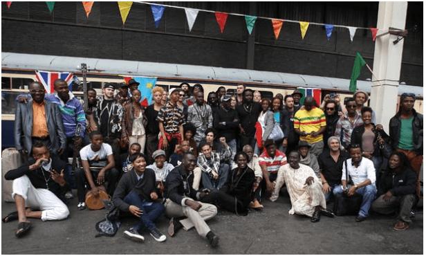 Africa Express Train Tours Britain