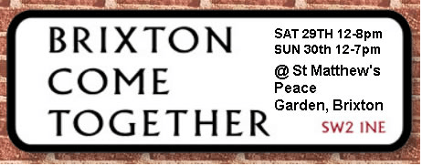Brixton Came Together This Weekend