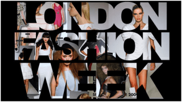Style and Sparkle on London Fashion Show