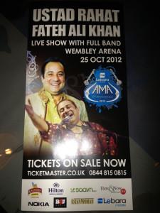 Ustad Rahat Fateh Ali Khan – The UK Asian Music Awards