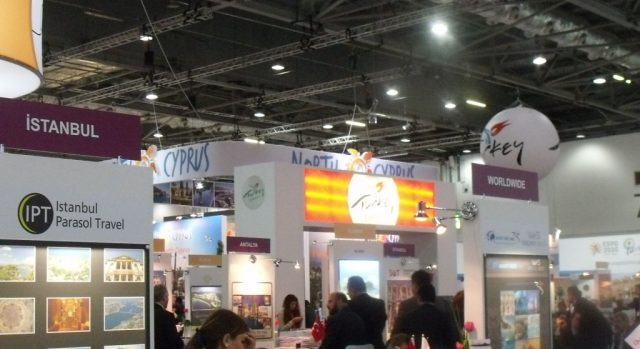 World Travel Market 2012 at ExCel London