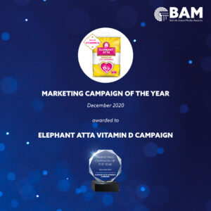BAM - Campaign of the year
