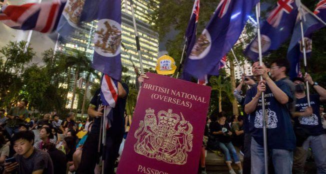 Britain Welcomes Hong Kong Residents Under New Visa Scheme