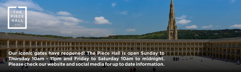 A Month of Giving at The Piece Hall